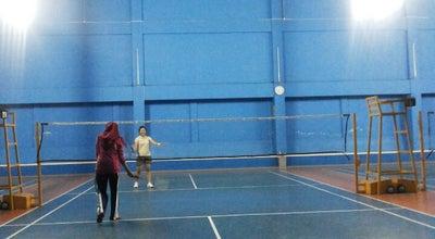 Photo of Tennis Court GOR badminton Rudy's at Jl.jendral Sudirman, Mataram, Indonesia