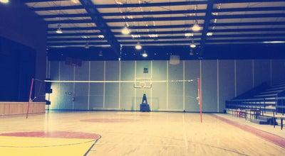 Photo of Basketball Court Auditorio de Basketball at Mexico