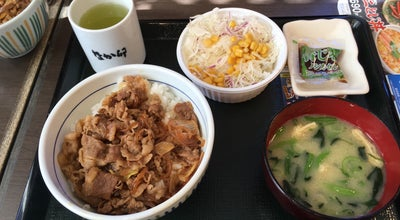 Photo of Japanese Restaurant なか卯 湖西店 at 新居町中之郷3896, 湖西市 431-0301, Japan