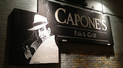 Photo of Bar Capone's Pub & Grill at 1036 S 10th St, Manitowoc, WI 54220, United States