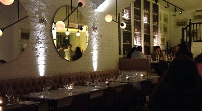Photo of French Restaurant NAC (North Audley Cantine) at 41 North Audley St, London W1K 6ZP, United Kingdom