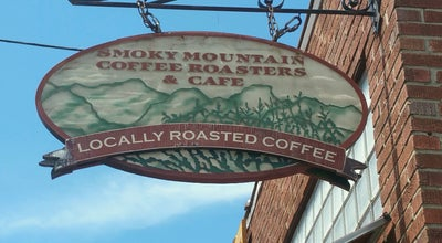 Photo of Coffee Shop Smoky Mountain Coffee Roasters at Hazelwood Avenue, Waynesville, NC 28786, United States