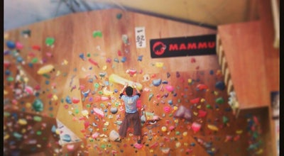 Photo of Rock Climbing Spot クライミングジム POCKET at Japan