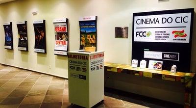 Photo of Movie Theater Cinema do CIC at Brazil