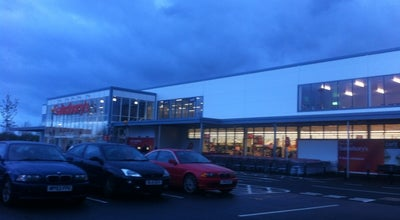 Photo of Supermarket Sainsbury's at Heyford Hill Lane, Oxford OX4 4XR, United Kingdom