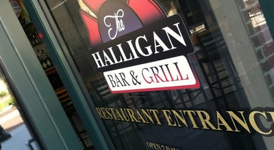 Photo of BBQ Joint The Halligan Bar & Grill at 2451 Old Brick Rd, Richmond, VA 23233, United States