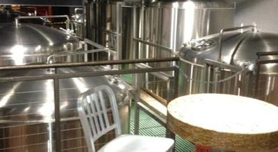 Photo of Brewery Mike Hess Brewing at 3812 Grim Ave, San Diego, CA 92104, United States