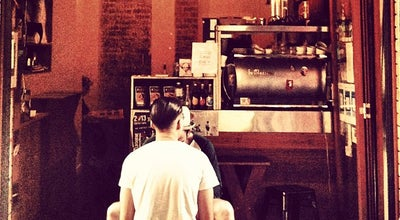 Photo of Cafe Room 10 at 10 Llankelly Pl., Potts Point, NS 2011, Australia