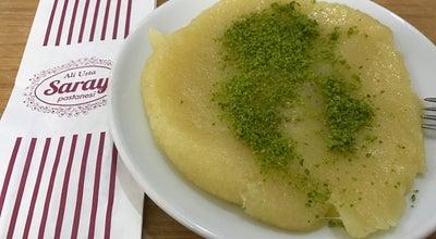Photo of Dessert Shop Saray Pastanesi at Turkey