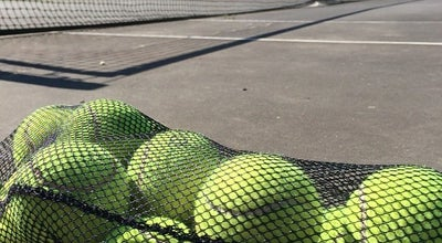 Photo of Tennis Court West Hills Racquet & Fitness Club at Sw Cedar Hills Bl, Beaverton, OR 97005, United States