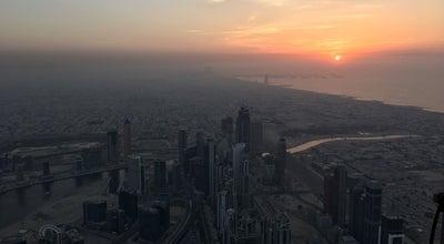 Photo of Scenic Lookout Burj Khalifa - At the Sky level 148 at Burj Khalifa, United Arab Emirates