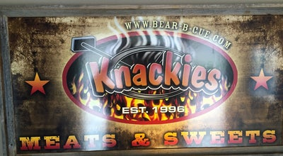 Photo of BBQ Joint Knackies Meats & Sweets at 111 S Maple St, McPherson, KS 67460, United States