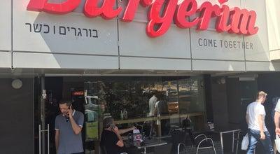 Photo of Burger Joint Burgerim (בורגרים) at 32 Maskit St., Herzliya 46733, Israel