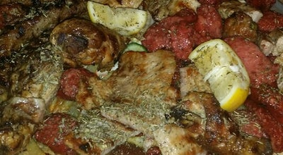 Photo of Meze Restaurant ρακί αμάν μεζέ at Αγίας Λαύρας 4, Αιγάλεω, Greece
