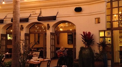 Photo of American Restaurant Areal Restaurant at 2820 Main St, Santa Monica, CA 90405, United States