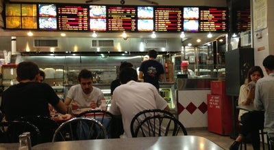 Photo of Kebab Restaurant Bereket at 187 E Houston St, New York, NY 10002, United States