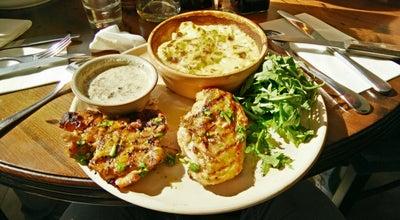 Photo of Italian Restaurant Wildwood Restaurant & Bar at 18 - 19 Queen Street, Salisbury SP1 1EY, United Kingdom