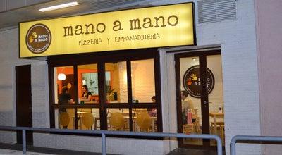 Photo of Pizza Place Mano a Mano - Pizzas y empanadillas at C. Teniente General Gutiérrez Mellado, 9, Murcia 30008, Spain