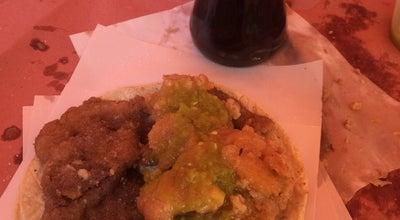 Photo of Taco Place Tacos El Paraíso at Ciudad de México, Mexico