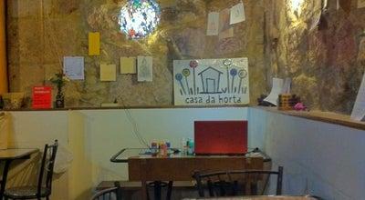 Photo of Vegetarian / Vegan Restaurant Casa da Horta at Rua De São Francisco, 12 4050-548, Portugal