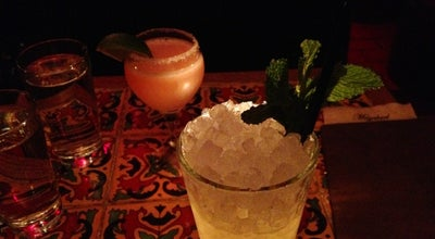 Photo of Cocktail Bar Mayahuel at 304 E 6th St, New York, NY 10003, United States
