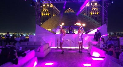 Photo of Nightclub The Rooftop at Qatar