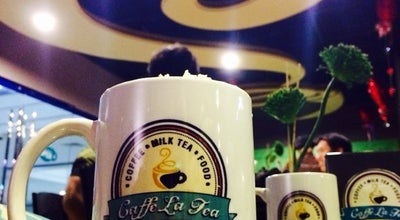Photo of Cafe Caffe La Tea at Robinsons Cabanatuan, Cabanatuan City, Philippines