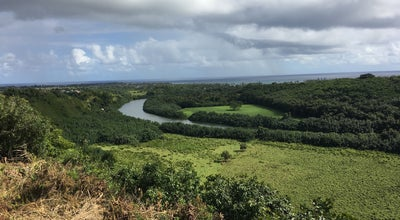 Photo of Park Wailua River state park at Kapaa, HI 96746, United States