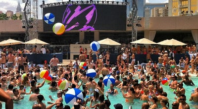 Photo of Hotel Pool Wet Republic Ultra Pool at 3799 Las Vegas Blvd S, Las Vegas, NV 89109, United States
