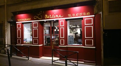 Photo of French Restaurant L'Ourcine at 92 Rue Broca, Paris 75013, France