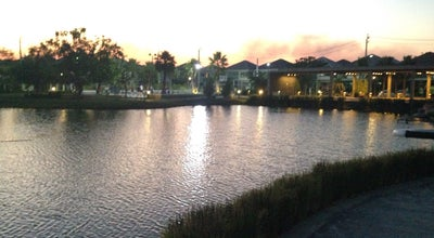 Photo of Lake The Lake (ทะเลสาบ) at Perfect Park Rama 5 - Bangyai Village, Bang Yai, Changwat Nonthaburi 11140, Thailand