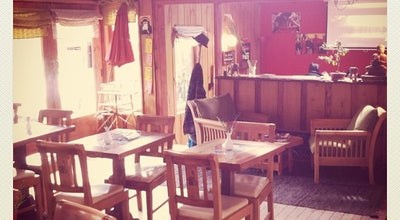 Photo of Coffee Shop Lounge Brasil at Colo Colo 485, Pucón 4920000, Chile