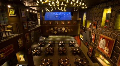 Photo of American Restaurant Hard Rock Cafe Gurgaon at Dlf Cyber Hub, Gurgaon 122002, India