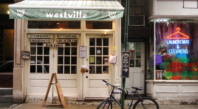 Photo of American Restaurant Westville at 210 W 10th St, New York, NY 10014, United States