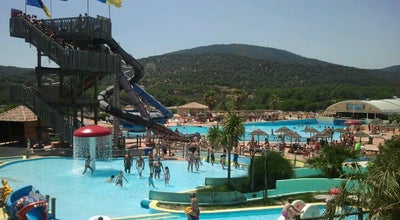 Photo of Water Park Aqualand at Route Plan De La Tour, Sainte-Maxime 83320, France