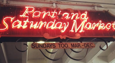 Photo of Market Portland Saturday Market at 50-98 Or-99w, Portland, OR 97204, United States