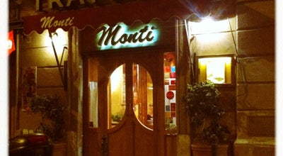 Photo of Italian Restaurant Trattoria Monti at 13a Via San Vito, Rome 00185, Italy