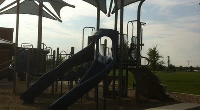 Photo of Park Harold Bacchus Community Park at 13995 W Main St, Frisco, TX 75035, United States