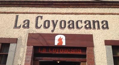 Photo of Nightlife Spot La Coyoacana at Calle Higuera 14, Coyoacán, Centro, 04000 Ciudad De México, D.f., México 04000, Mexico
