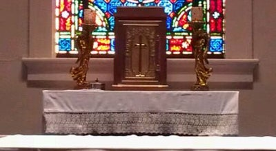 Photo of Church Saint Joseph Catholic Church at 134 Prince Ave, Athens, GA 30601, United States