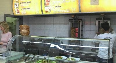 Photo of Doner Restaurant Bistro Lanka Döner Kebab at Milady Horákové 17, Praha 170 00, Czech Republic