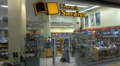 Photo of Bookstore Livraria Saraiva at Supershopping Osasco, Osasco 06020-010, Brazil
