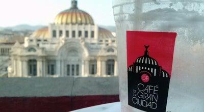 Photo of Cafe Café de la Gran Ciudad at Av. Juárez 41, Cuauhtémoc, Mexico