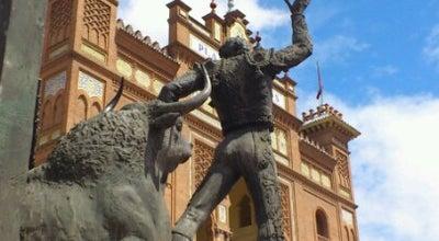 Photo of General Entertainment Plaza de Toros de Las Ventas at C. Alcalá, 237, Madrid 28028, Spain