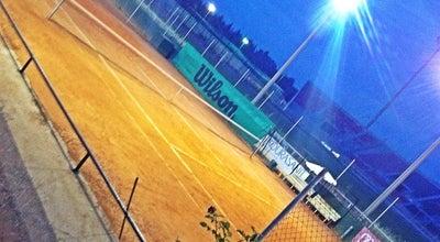 Photo of Tennis Court Tennis Club 'Απόλλων Καλαμαριάς' at Kalamaria, Greece