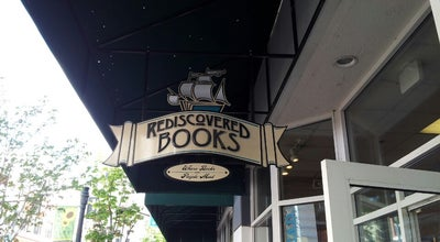 Photo of Bookstore Rediscovered Bookshop at 180 N 8th St, Boise, ID 83702, United States