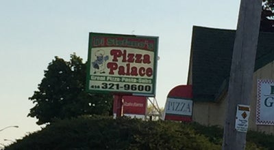 Photo of Pizza Place DiStefano's Pizza Palace at 4630 W Forest Home Ave, Milwaukee, WI 53219, United States