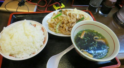 Photo of Chinese Restaurant 餃子の一番亭 at 宮下29, 足柄下郡湯河原町 259-0304, Japan