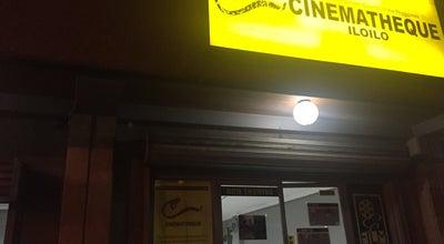 Photo of Indie Movie Theater Iloilo Cinematheque at Solis-iznart St., Iloilo, Philippines