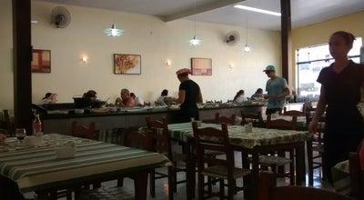 Photo of Brazilian Restaurant Casa do Cheff at Av. Fernandes Bastos, Tramandaí 95590-000, Brazil